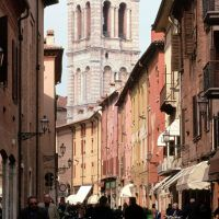 via Mazzini - samaritani - Ferrara (FE)