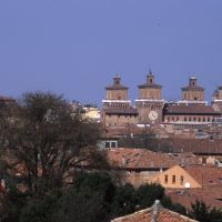 veduta dai tetti - zappaterra - Ferrara (FE)