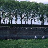 le mura, percorso ciclabile - zappaterra - Ferrara (FE)