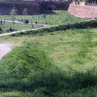 mura cinquecentesche, percorso ciclopedonale - zappaterra - Ferrara (FE)