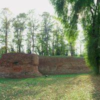 le mura con pista ciclabile - Massimo Baraldi - Ferrara (FE)