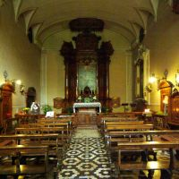 Monastero di Santa Chiara. Interno - Baraldi - Ferrara (FE)