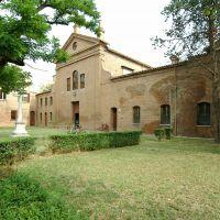 Monastero di Santa Chiara. Facciata - Baraldi - Ferrara (FE)