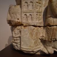 Maestro del capitello del Battista detail, museo Cattedrale Ferrara - Nicola Quirico - Ferrara (FE)