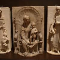 Bernardo Rossellino particolare tomba Francesco Sacrati, museo Cattedrale Ferrara - Nicola Quirico - Ferrara (FE)