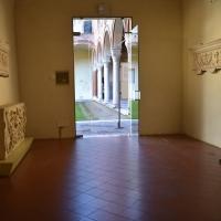 Ingresso lapidario casa Romei Ferrara - Nicola Quirico - Ferrara (FE)