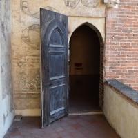 Door loggia superiore casa Romei Ferrara - Nicola Quirico - Ferrara (FE)