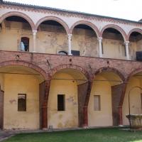 Cortile interno piano terra - Manuela Mattana - Ferrara (FE)