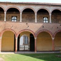 Corte interna piano terra - Manuela Mattana - Ferrara (FE)