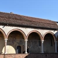 Loggia superiore casa Romei Ferrara 02 - Nicola Quirico - Ferrara (FE)