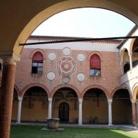 Cortile d'onore Casa Romei - Manuela Mattana - Ferrara (FE)