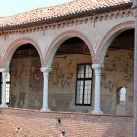 Loggiato piano nobile - Manuela Mattana - Ferrara (FE)