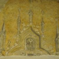 Detail Sala dei Profeti Casa Romei Ferrara - Nicola Quirico - Ferrara (FE)