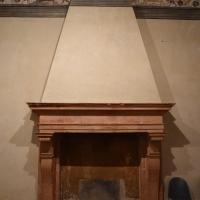 Fireplace casa Romei Ferrara 01 - Nicola Quirico - Ferrara (FE)