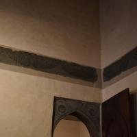 Sala verde detail casa Romei Ferrara - Nicola Quirico - Ferrara (FE)
