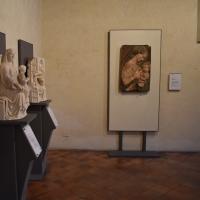 Sala verde casa Romei Ferrara 01 - Nicola Quirico - Ferrara (FE)