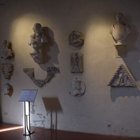 Lapidario casa Romei 01 - Nicola Quirico - Ferrara (FE)