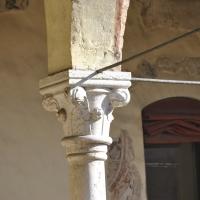 Capitello casa Romei Ferrara - Nicola Quirico - Ferrara (FE)