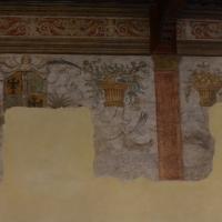 Stemmi loggia cortile casa Romei Ferrara - Nicola Quirico - Ferrara (FE)