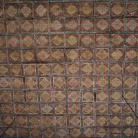 Ceiling sala verde casa romei Ferrara - Nicola Quirico - Ferrara (FE)