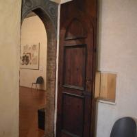 Door sala verde casa romei Ferrara - Nicola Quirico - Ferrara (FE)