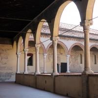 Loggiato piano superiore - Manuela Mattana - Ferrara (FE)