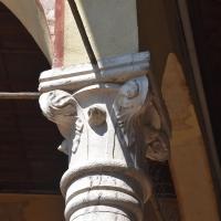Capitello loggiato piano nobile casa Romei Ferrara - Nicola Quirico - Ferrara (FE)