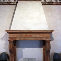 Casa romei, salone d'onore, camino - Sailko - Ferrara (FE)