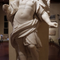 Andrea ferreri, san michele arcangelo, 1720-35 ca., da s. andrea a ferrara - Sailko - Ferrara (FE)