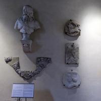 Casa romei, lapidario 01 - Sailko - Ferrara (FE)