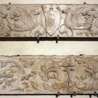 Maestranze ferraresi, fregi decorati, dalla certosa, 02 - Sailko - Ferrara (FE)