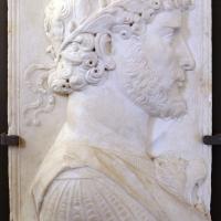 Scuola dei lombardi, busto di antonino pio, 1590 ca., dal cortile dell'università a ferrara - Sailko - Ferrara (FE)