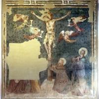 Scuola veneta, crocifissione, 1350 ca., da s. caterina martire a ferrara - Sailko - Ferrara (FE)