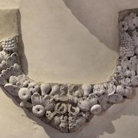 Fregio a festone, xvii secolo - Sailko - Ferrara (FE)