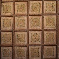 Soffitto ligneo saletta delle Arti Liberali - Casa Romei (Ferrara) - Nicola Quirico - Ferrara (FE)