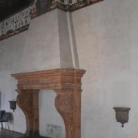 Camino salone d'onore casa Romei Ferrara - Nicola Quirico - Ferrara (FE)