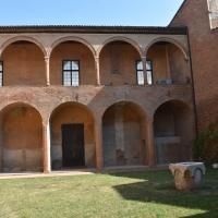 Secondary courtyard Museo di Casa Romei Ferrara - Nicola Quirico - Ferrara (FE)