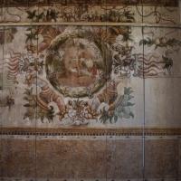 Allegoria della Grammatica Casa Romei Ferrara 02 - Nicola Quirico - Ferrara (FE)