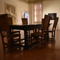 Furnitures museo casa Romei Ferrara - Nicola Quirico - Ferrara (FE)