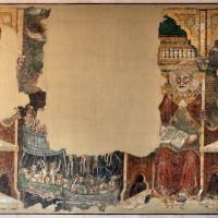 Artista padano, santi e giudizio finale, 1390 ca., da s. caterina martire a ferrara - Sailko - Ferrara (FE)