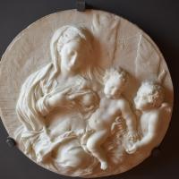 Attribuited to Giuseppe Mazza Madonna del Latte museo casa Romei Ferrara - Nicola Quirico - Ferrara (FE)