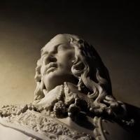 Busto personaggio famiglia Villa Casa Romei Ferrara - Nicola Quirico - Ferrara (FE)