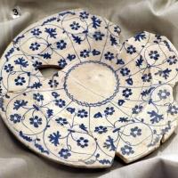 Valencia, piatto del 1490-1510 ca - Sailko - Ferrara (FE)