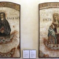 Scuola ferrarese, ss. chiara da montefalco e caterina d'alessandria, 1510 ca., da s. andrea a ferrara - Sailko - Ferrara (FE)