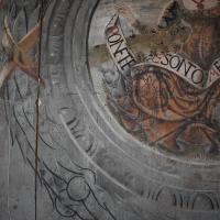 Allegoria dell'Africa particolare Casa Romei Ferrara - Nicola Quirico - Ferrara (FE)
