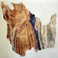 Frammento di figura stante, xiv secolo, da s. andrea a ferrara - Sailko - Ferrara (FE)