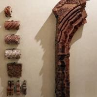 Elementi di decorazione architettonica in cotto ferrarese, xiv-xv secolo 02 - Sailko - Ferrara (FE)