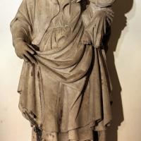 Scuola veneta, madonna col bambino, da s. maurelio (chiesa nuova) a ferrara, 1408, 02 - Sailko - Ferrara (FE)