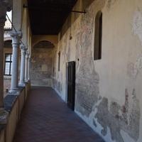 Loggiato piano nobile casa Romei Ferrara 01 - Nicola Quirico - Ferrara (FE)