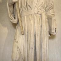 Alfonso lombardi, san nicola da tolentino, xvi secolo, da s. andrea a ferrara - Sailko - Ferrara (FE)